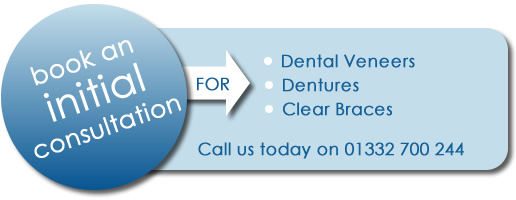 Free Initial Consultation for Dental Implants, Veneers, Dentures and Clear Braces